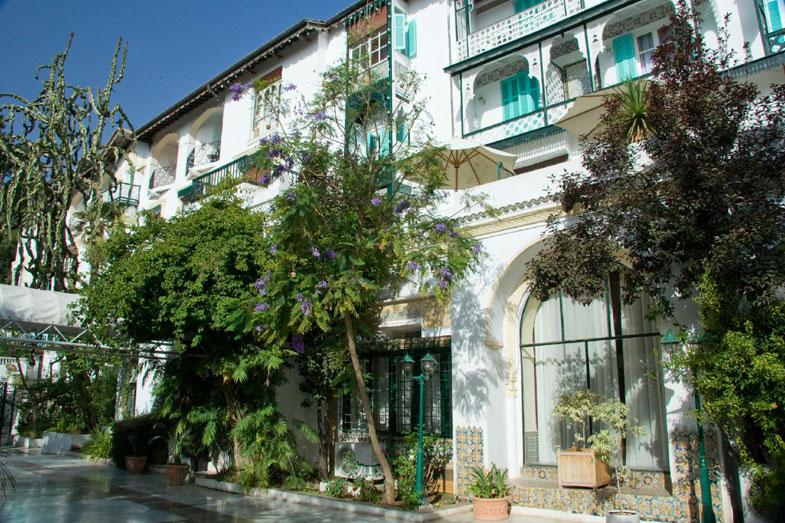 Hotel St Alger
